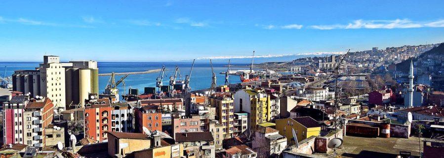 Trabzon am Schwarzen Meer