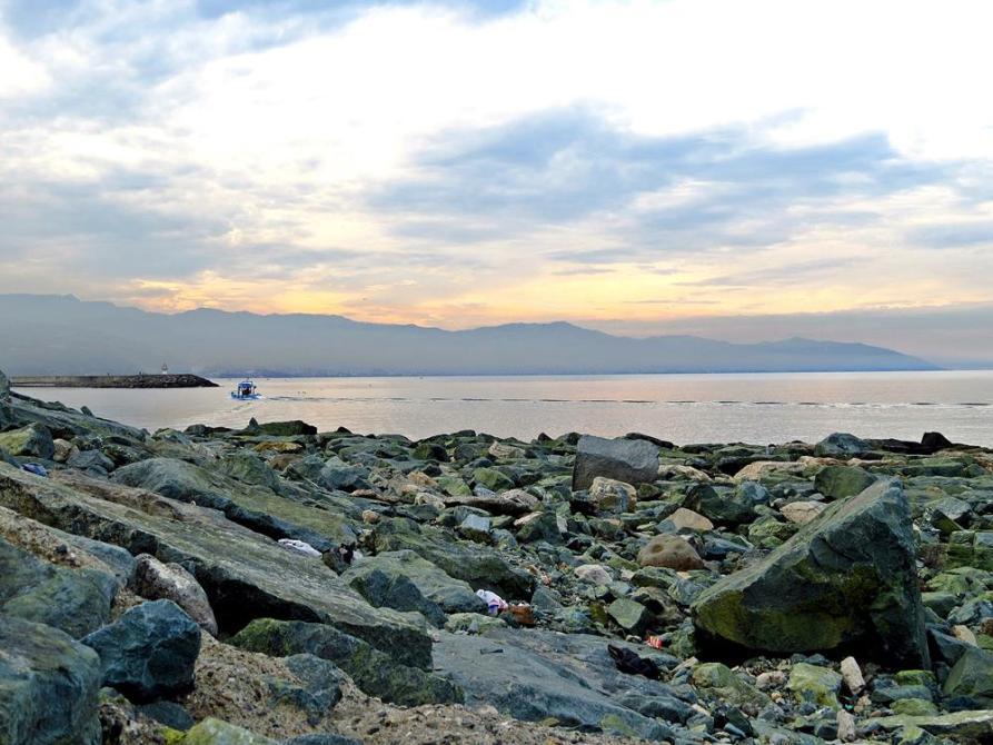 Schwarzmeerküste bei Trabzon