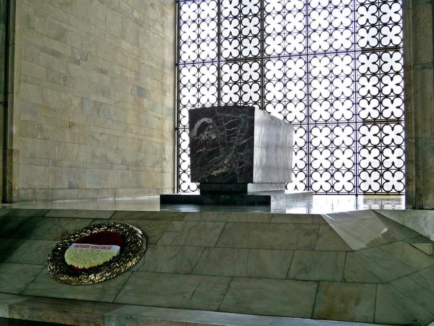 Kenotaph, Atatürk