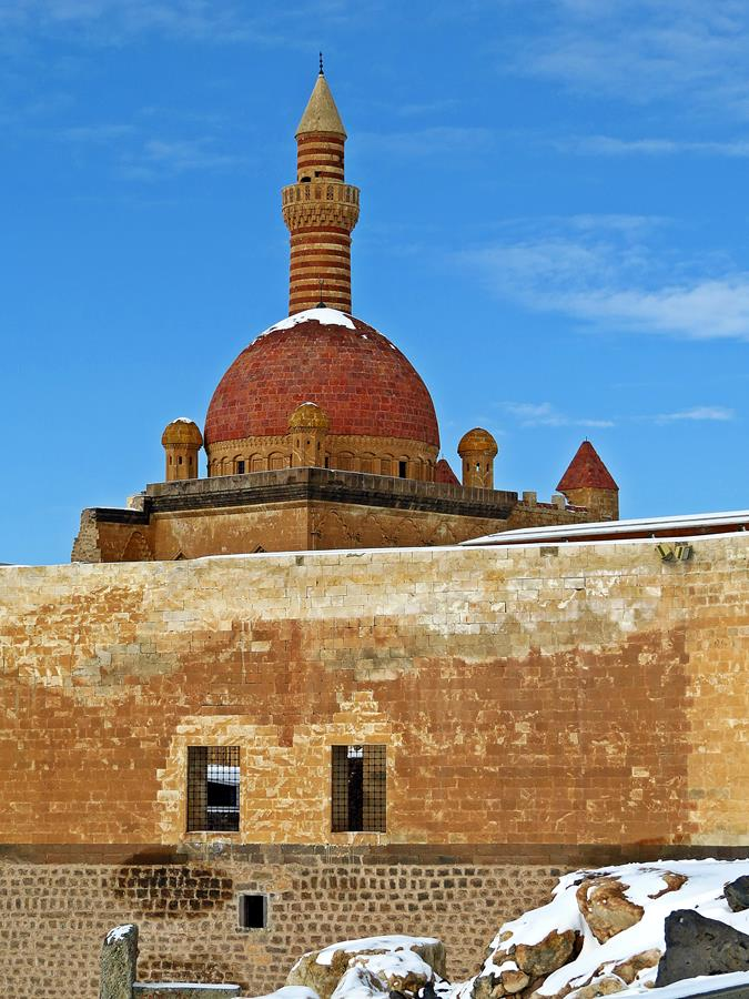 Moschee im Ishak-Pascha-Palast, Doğubeyazıt