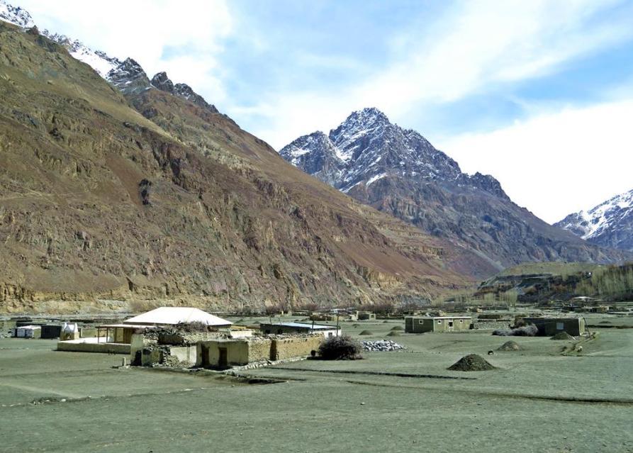 Shimshal, Karakorum Highway, Pakistan