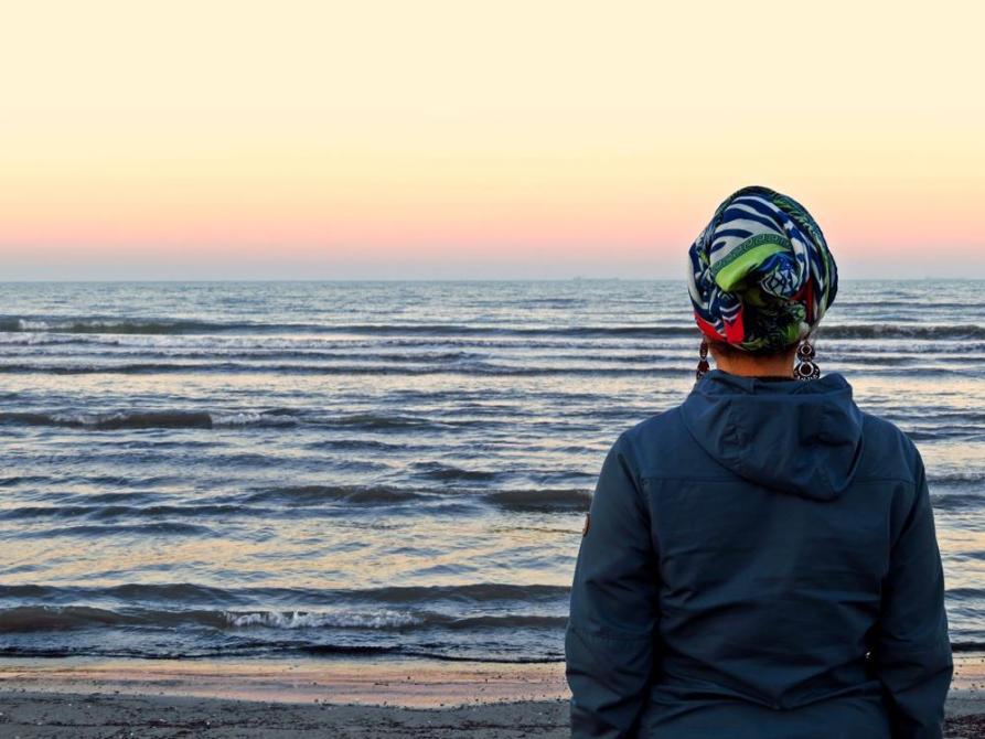 Kaspisches Meer, Anzali, Iran
