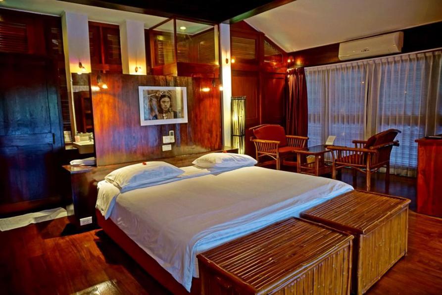 Sanctuary Pakbeng Lodge, Mekong, Laos