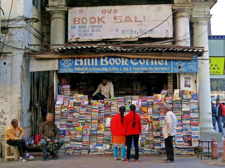 Literatur Indien