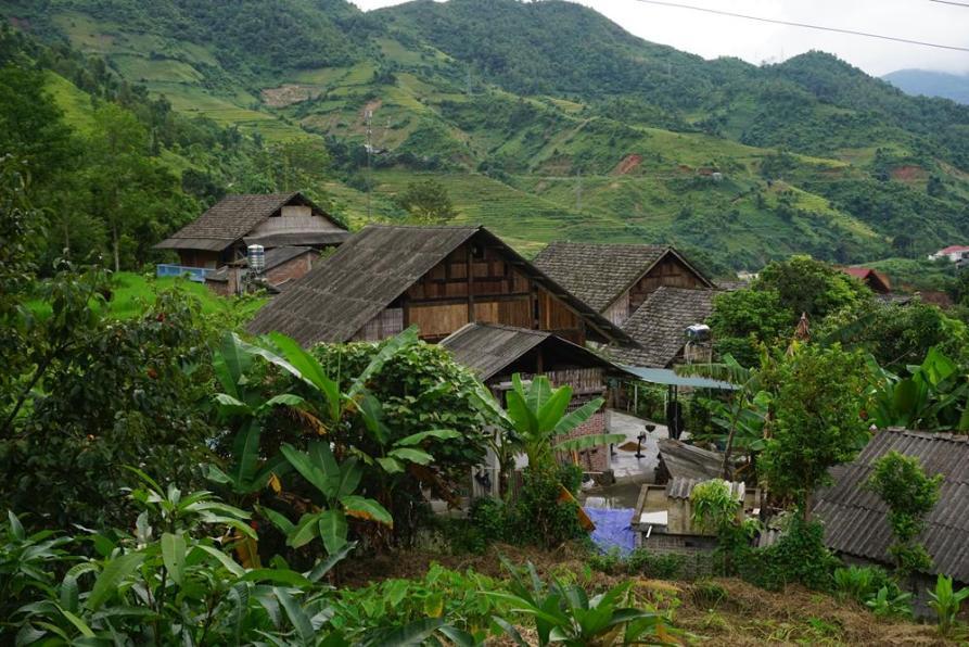 Sapa, Vietnam, Ban Ho