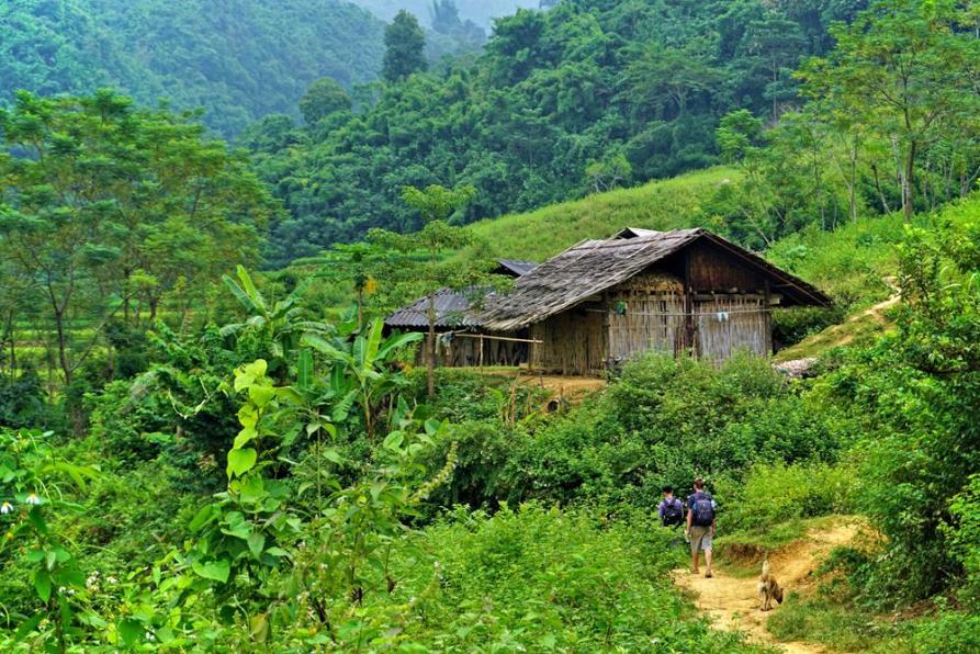 Ba Be Nationalpark, Vietnam