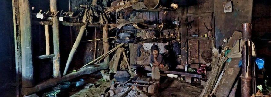 Bei den Kopfjägern in Nagaland