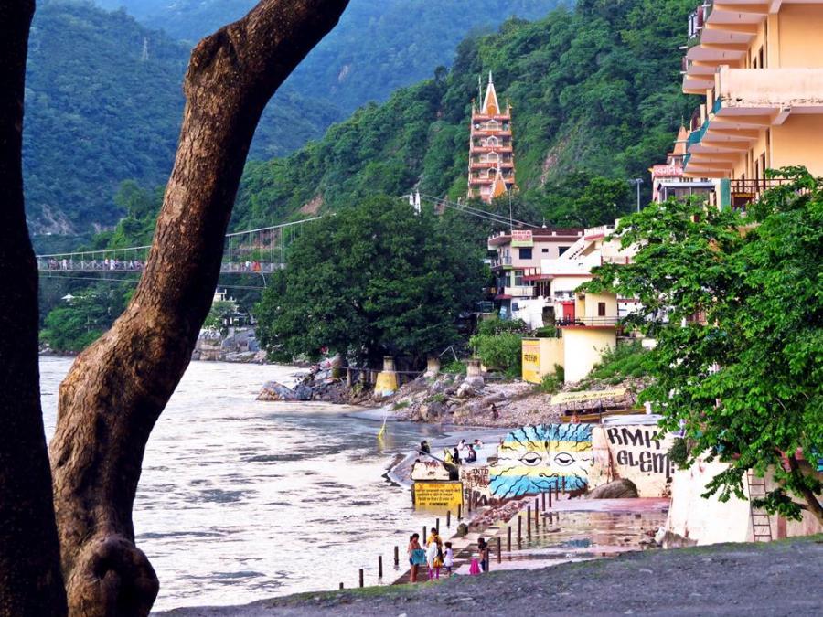 Ganges, Rishikesh, Indien