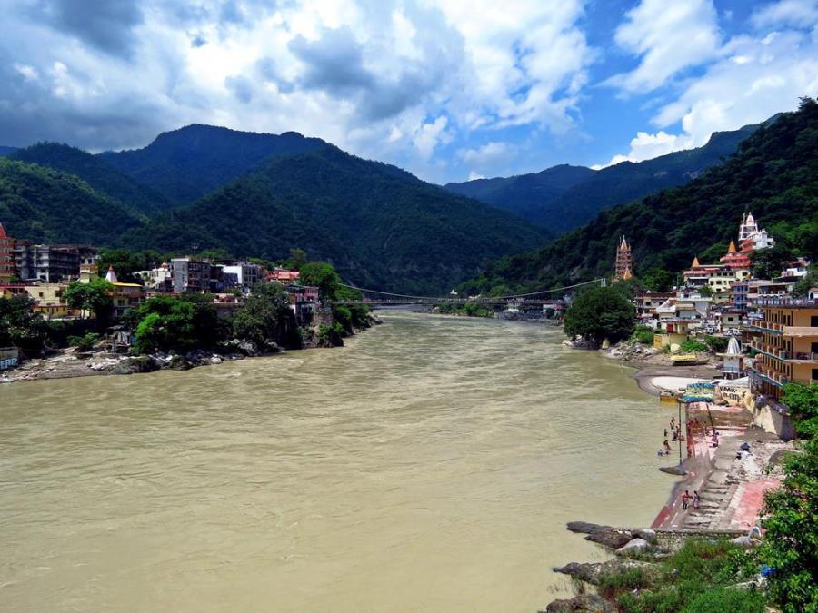 Rishikesh, Ganges, India