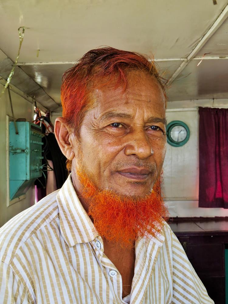 Rocket, Schaufelraddampfer, Bangladesch