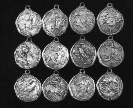 Serie zodiaci Cartier Londra
