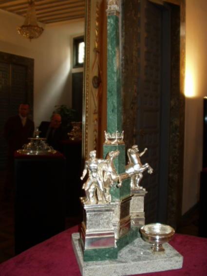 Fontana dei dioscuri
