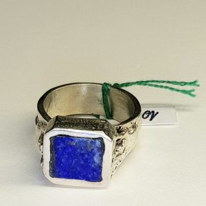 anello lapislazzuli Mortet