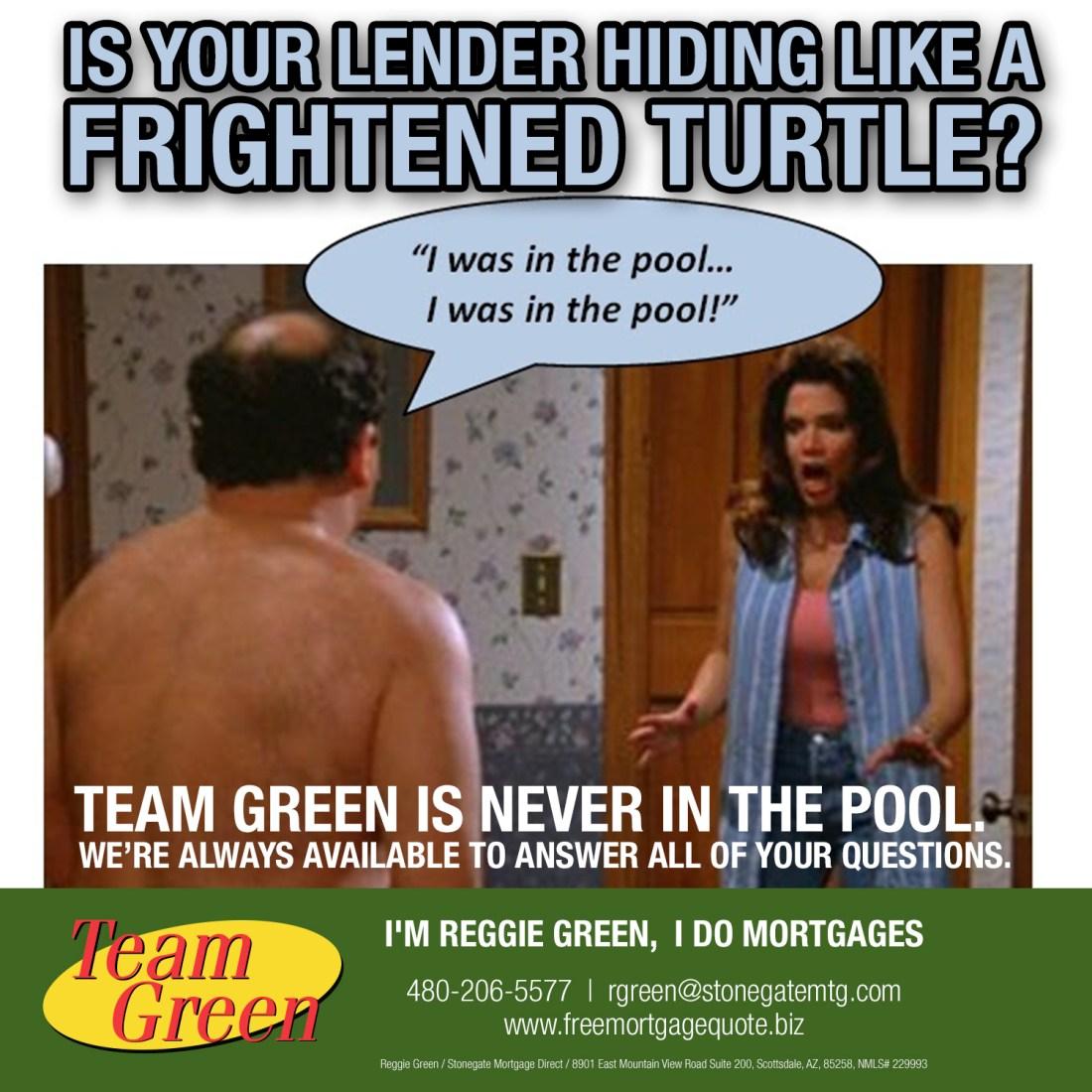 Seinfeld Shrinkage Spoof