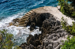 Stairs to the Sea
