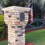 Brick And Stone Mailboxes Best Stone Installers