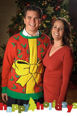 Holiday Party Portraits On The Spot post thumbnail