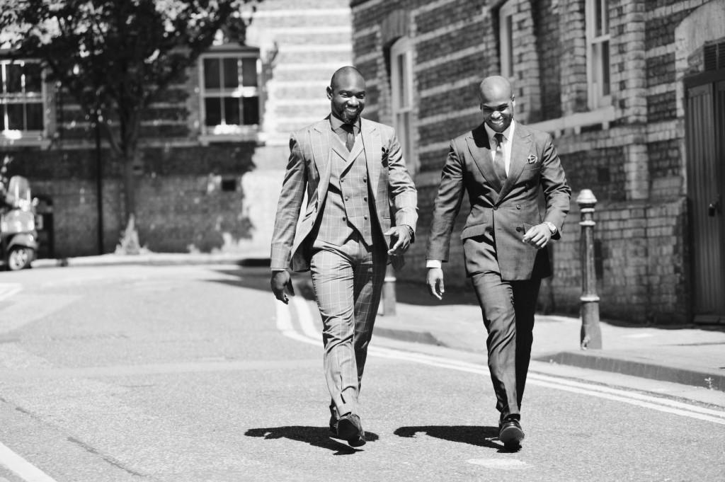 Walking Morts&More - Sena Mortoo & Joshua Umoren