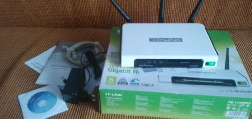 Router Wireless TP Link
