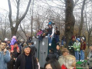 Romanii de 1 decembrie - parada militara Bucuresti (1)