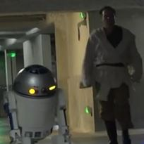 Remi Gaillard Star Wars
