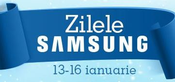 Zilele Samsung eMAG Ianuarie 2015