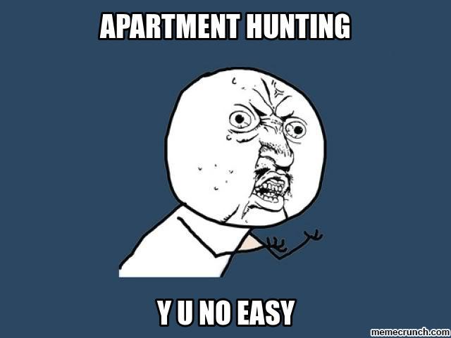 Apartament hunting