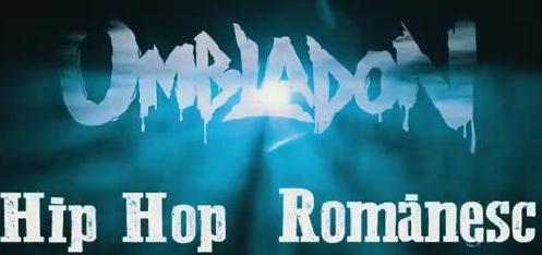 ombladon - hip hop romanesc
