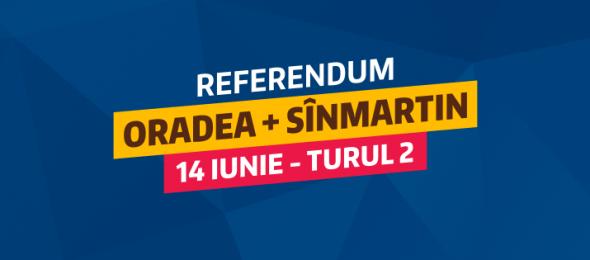 referendum oradea 14 iunie 2015