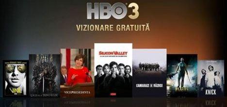 HBO3 gratuit la vizionare