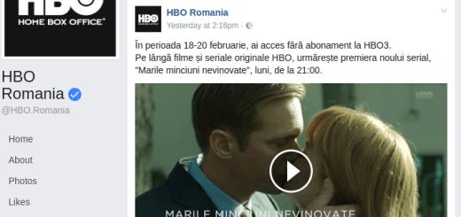 HBO3 gratuit