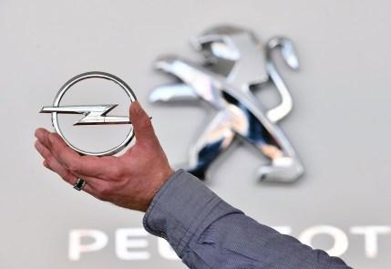 PSA Opel