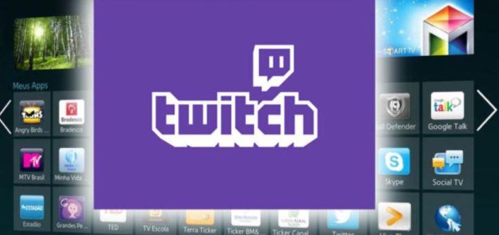 Twitch Samsung Smart