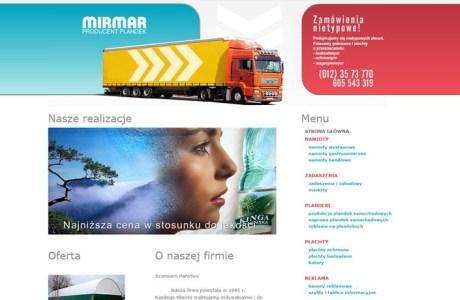 mirmar - plandeki małopolska