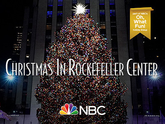 Nbc S Christmas In Rockefeller Center Special Returns December 4 To Celebrate And Revel In The Festive Holiday Season Morty S Tv