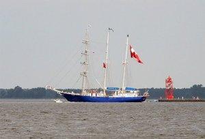 Tall Ship Races 2007 finał Szczecin Dzień V