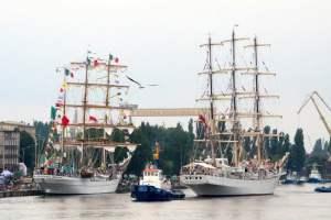 Operation sail 2007