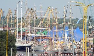Tall Ship Races 2007 finał Szczecin Dzień I