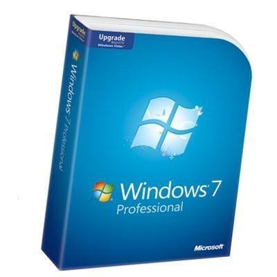Windows 7 Professionnel - Mise à niveau