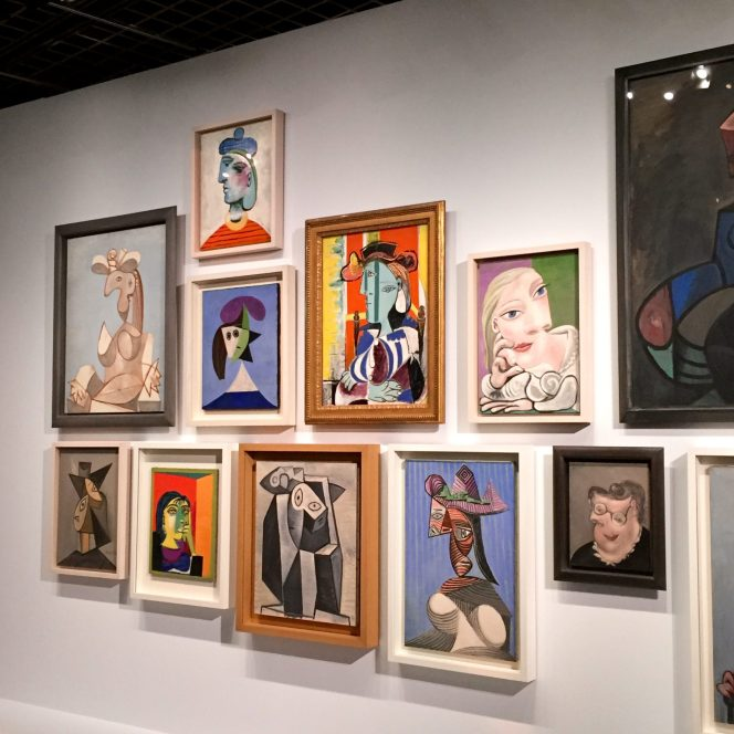 Picasso Exhibition at the Grand Palais