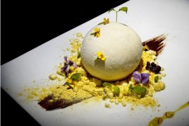 Dish by Gaggan Anand