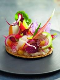 Dish by Alain Passard