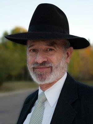 Rabbi Yisroel Miller