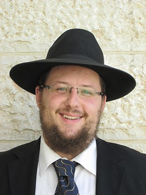 Rabbi Reuven Chaim Klein