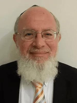 Rabbi Yisrael Isser Zvi Herczeg