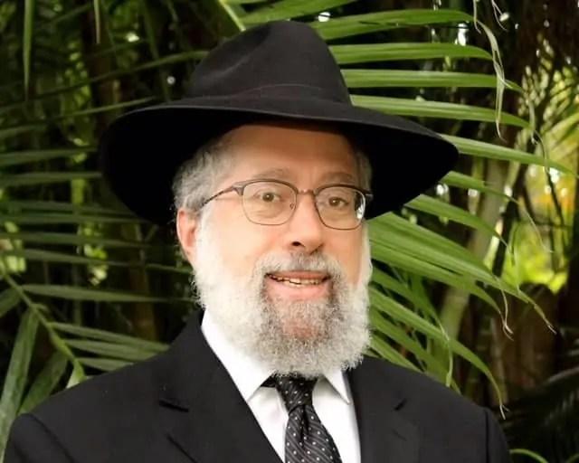 Rabbi Hershel D. Becker