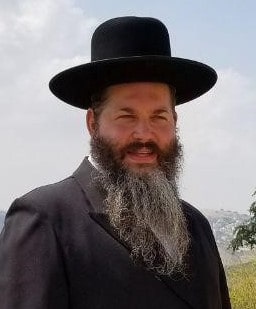 Rabbi Yeruchum Goldwasser