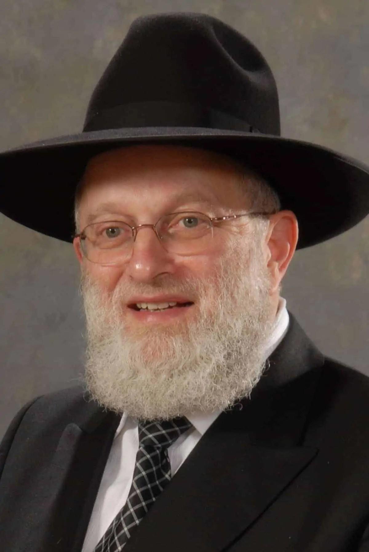 Rabbi Chaim A. Morgenstern