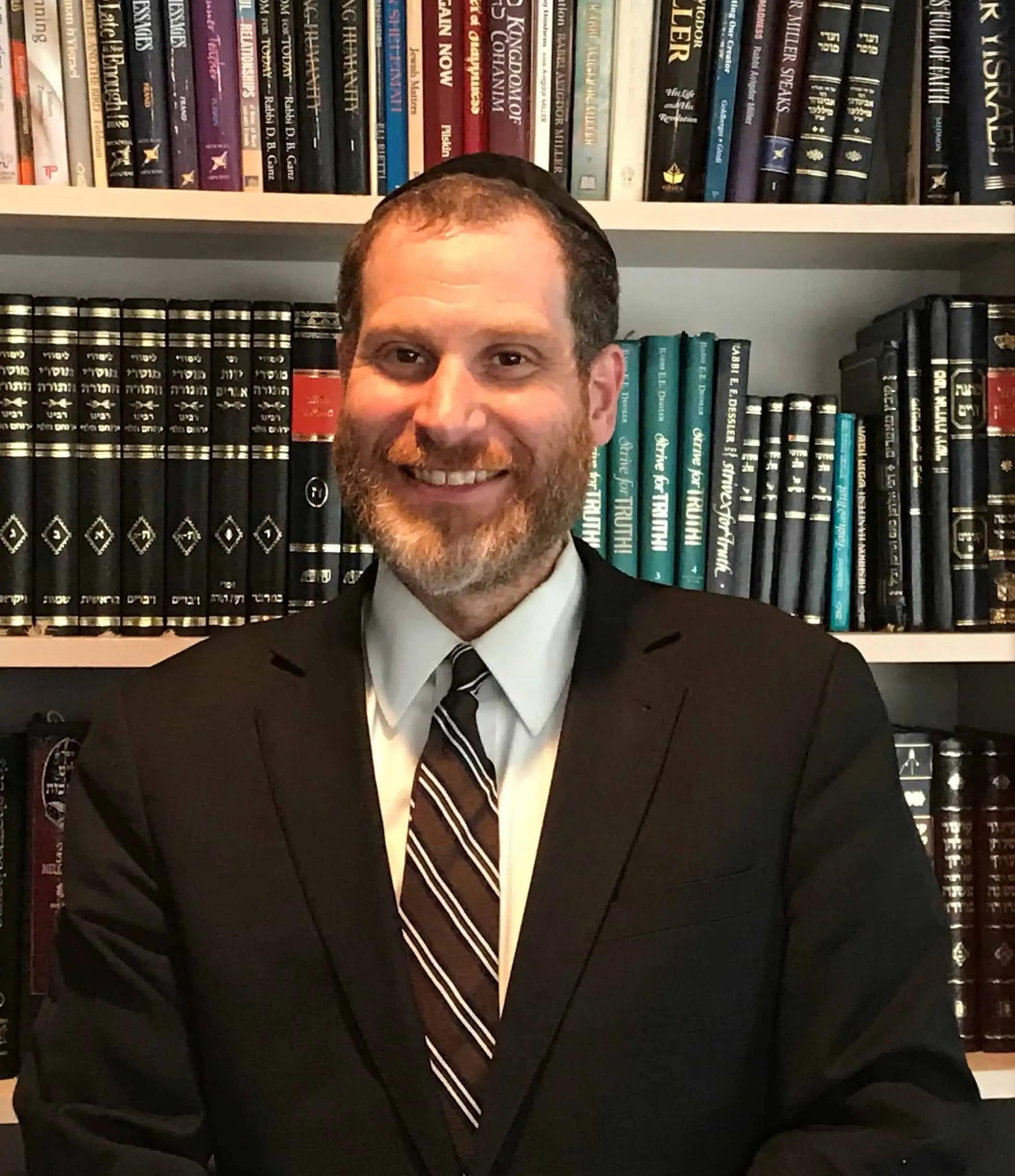 Rabbi Yered Michoel Viders