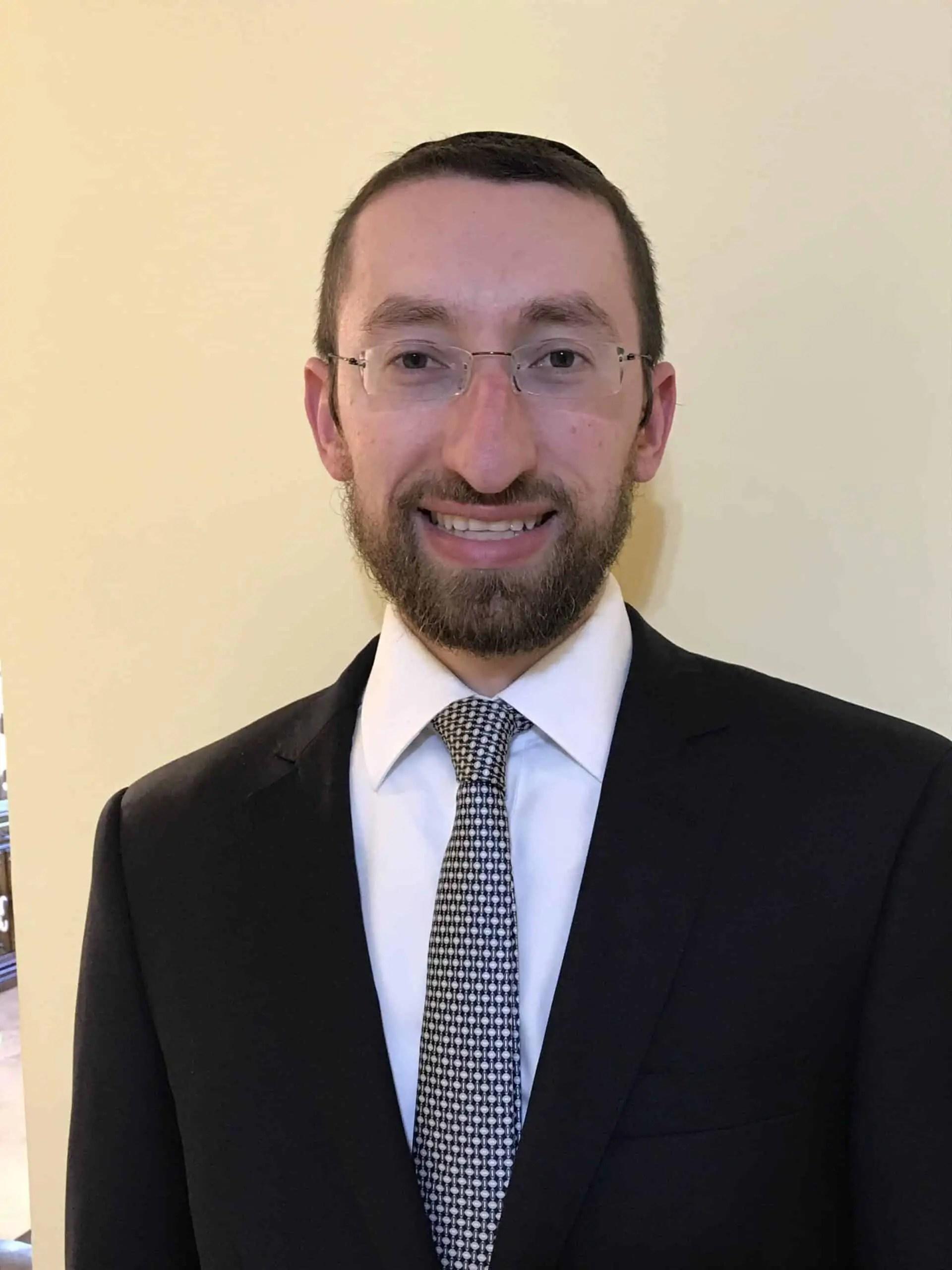 Rabbi Simcha Lauer